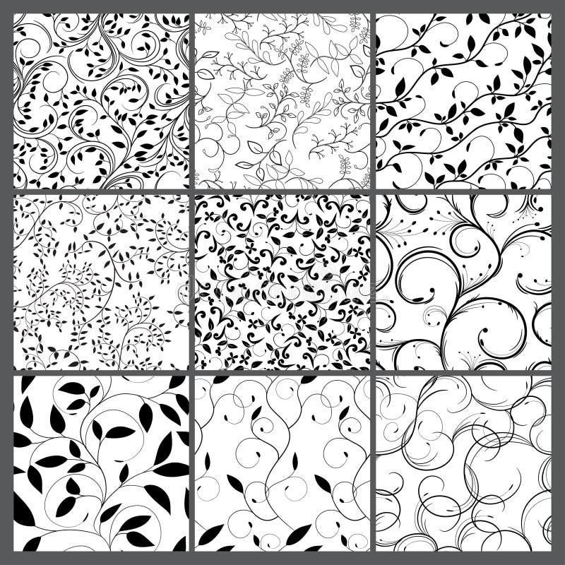 Download конспект делает по образцу безшовный комплект Иллюстрация вектора - иллюстрации насчитывающей бело, комплект: 41660895