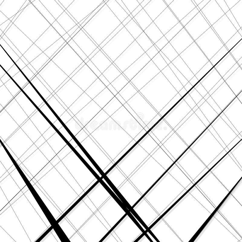 Download Конспект, линии сложной формы картина, предпосылка Monochrome Geomet Иллюстрация вектора - иллюстрации насчитывающей несимметричной, свободно: 81803975