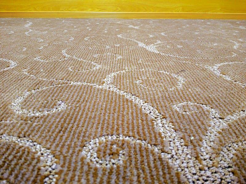 Конспект на ковре стоковые фото