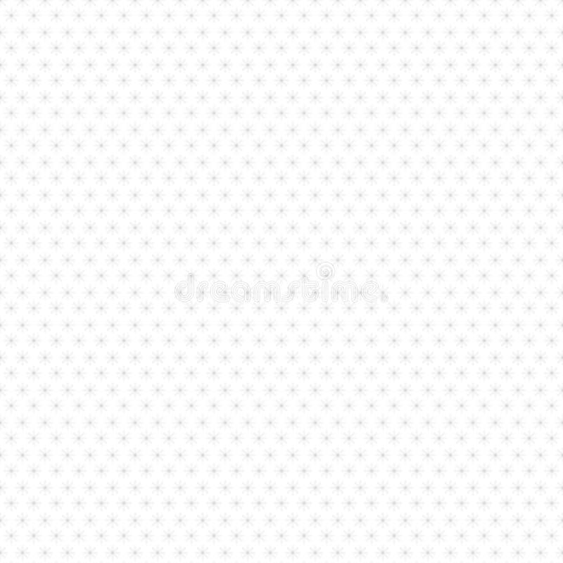 Конспект striped белая и серая предпосылка картины формы звезды иллюстрация штока