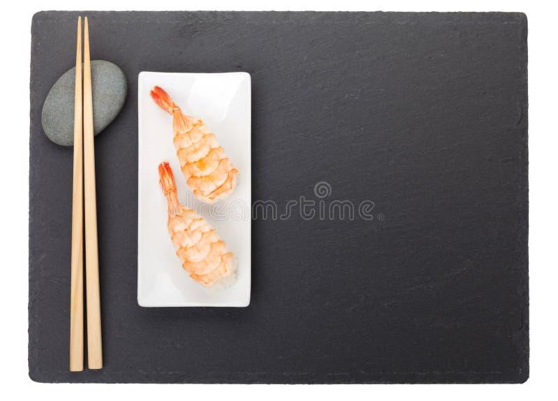 конструируйте суши шримса ресторана меню элемента полезные очень стоковые фотографии rf