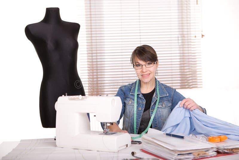конструктор одежд стоковая фотография rf