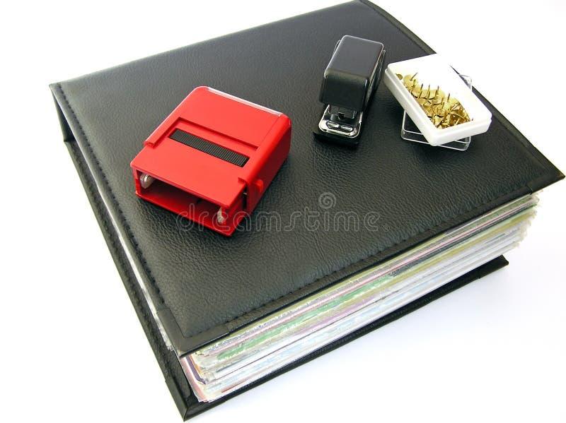 конструктор s портфеля стоковое фото rf