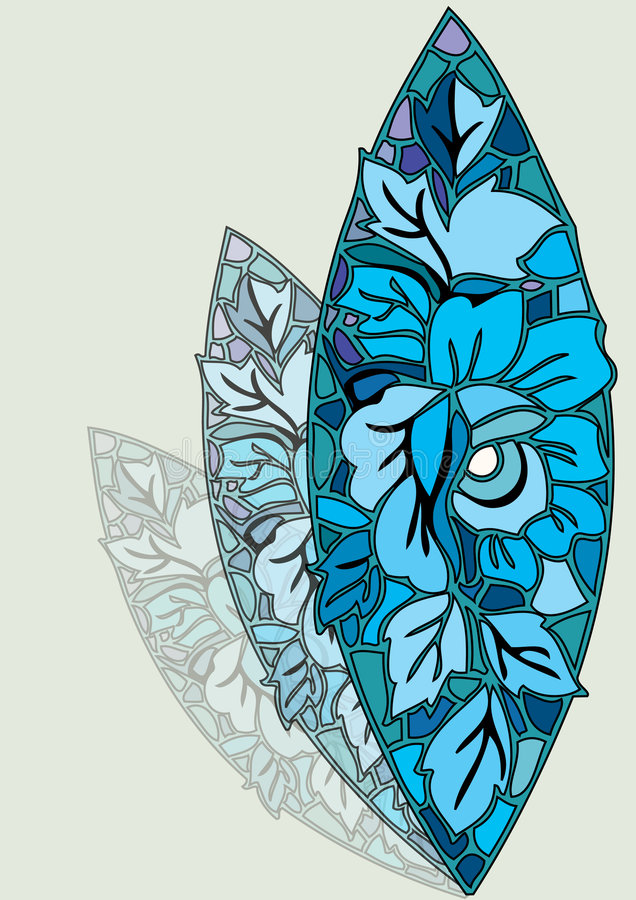 конструкция доски флористическая иллюстрация штока
