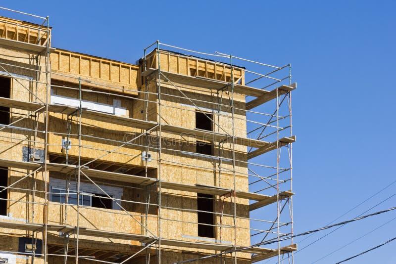 Конструкция квартиры стоковое изображение rf