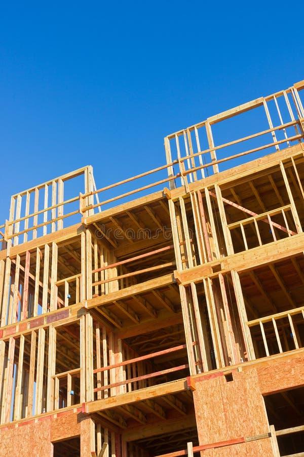 Конструкция квартиры стоковая фотография rf