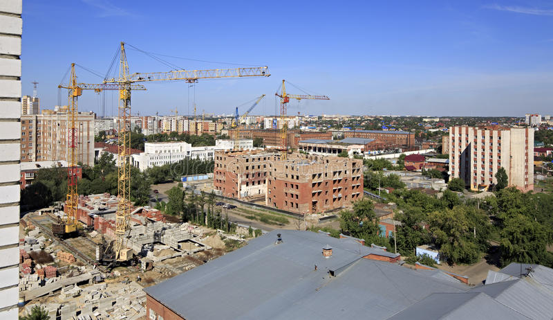 фото строящихся высотных домов в омске печенье рассоле