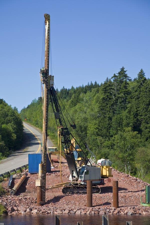 конструкция моста стоковое изображение