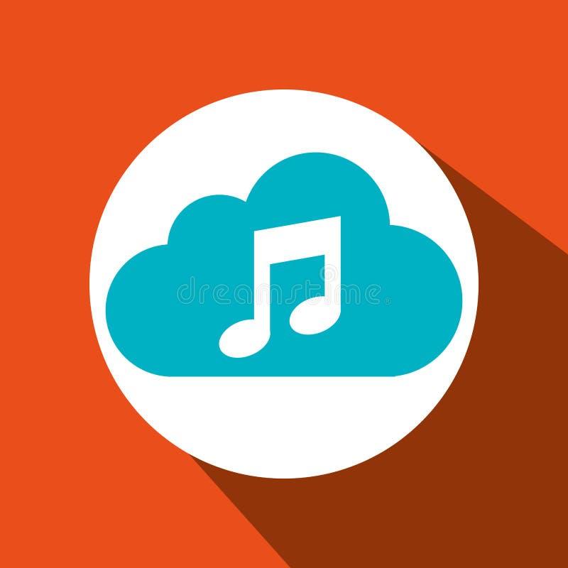 конструкция облака вычисляя бесплатная иллюстрация