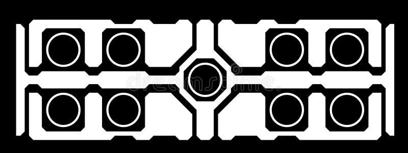 конструкция промышленная иллюстрация штока