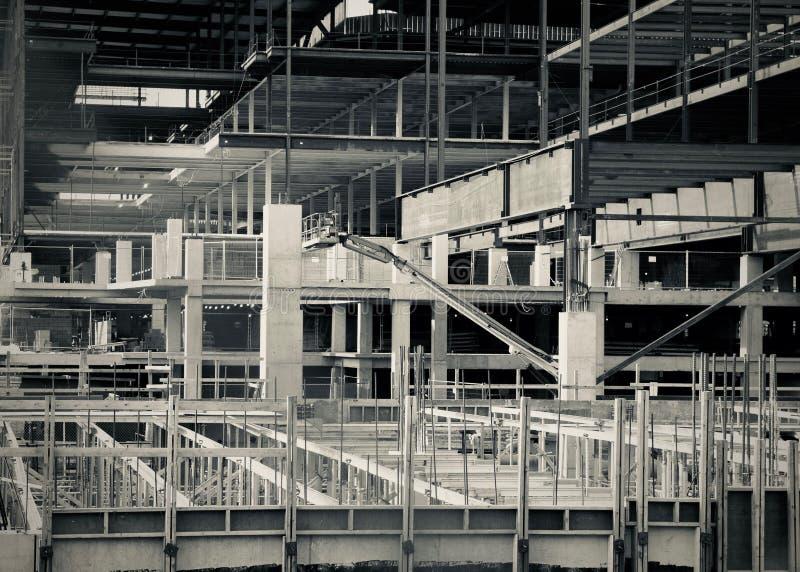Конструкция собрания SoNo стоковое изображение rf