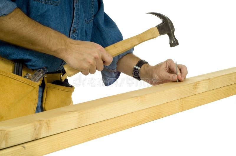 конструкция управляя работником ногтя стоковые изображения rf