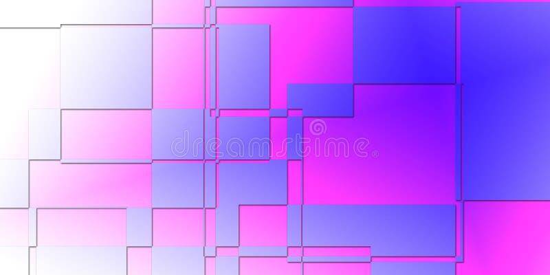 конструкция 10 предпосылок иллюстрация вектора