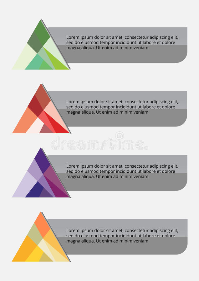 Конструкция Infographic стоковое фото rf