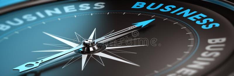 консультации по бизнесу иллюстрация вектора