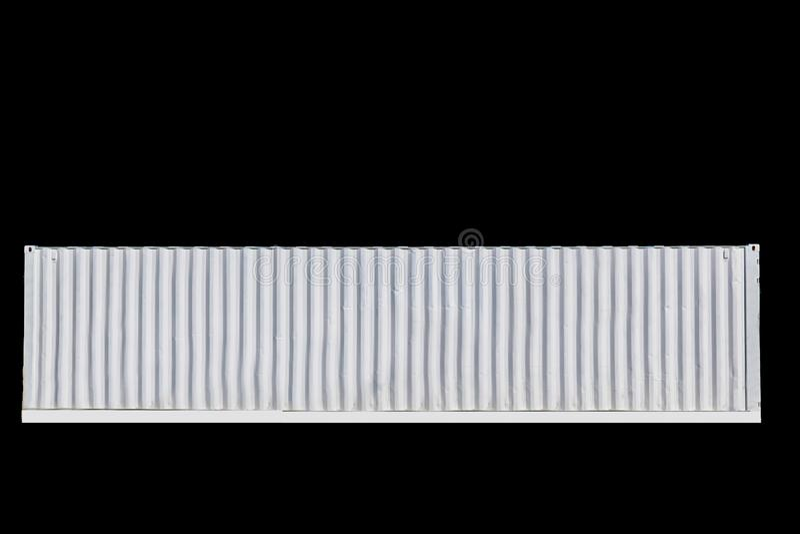 Контейнер для перевозок стоковая фотография rf