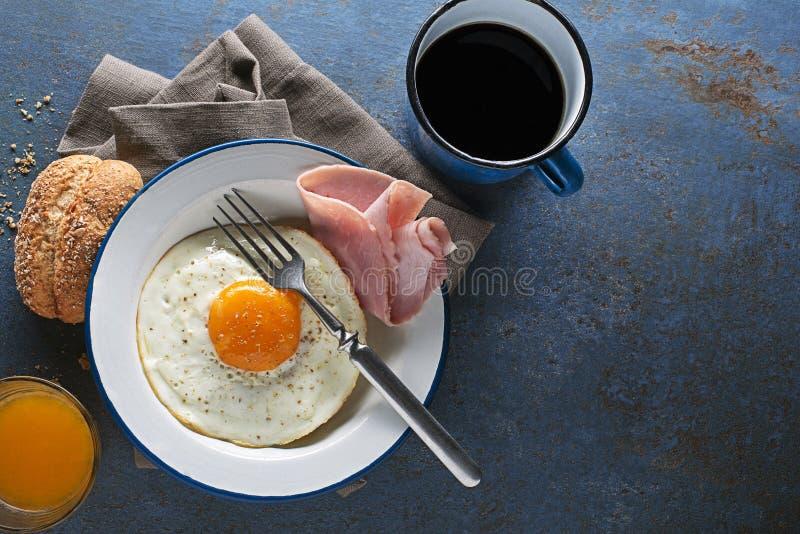 Континентальный завтрак стоковые изображения rf