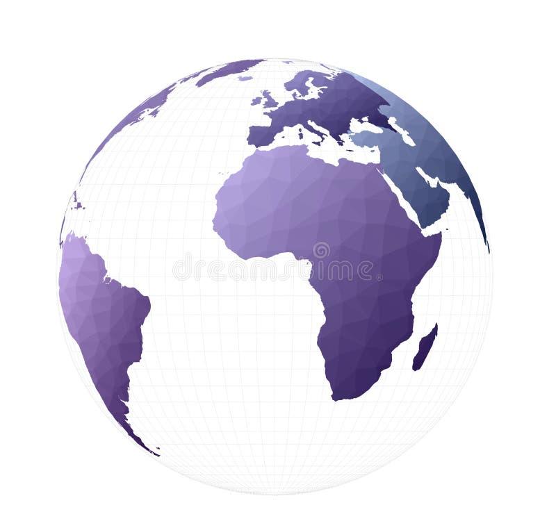 Континенты карты мира бесплатная иллюстрация