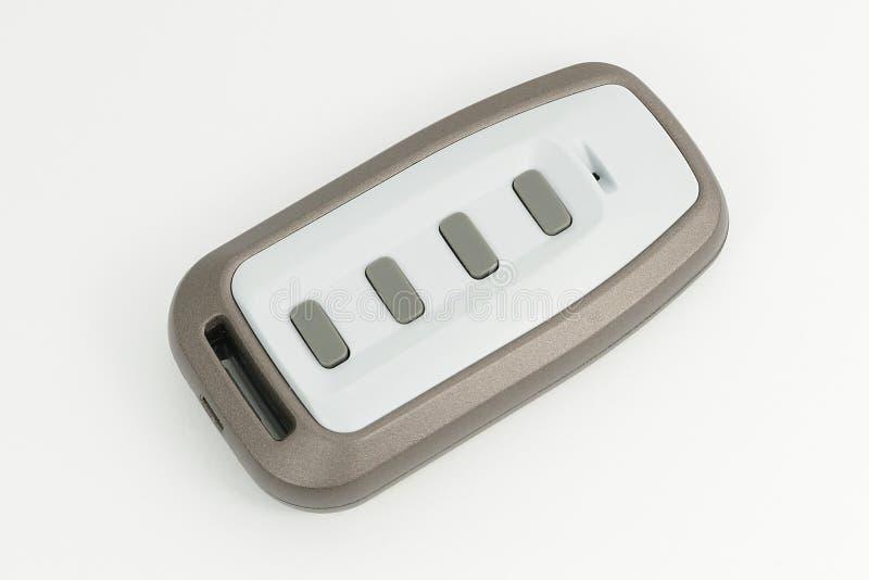 контролируйте remote двери стоковое изображение