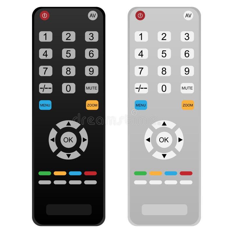 контролируйте remote бесплатная иллюстрация