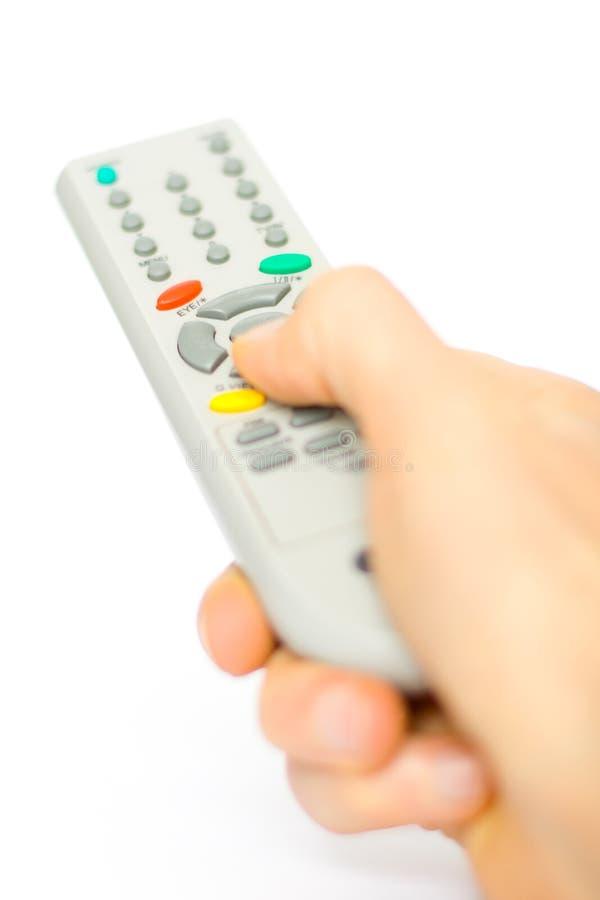 контролируйте remote стоковая фотография