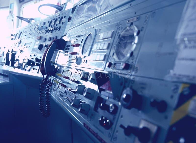 Контрольная панель стоковое изображение
