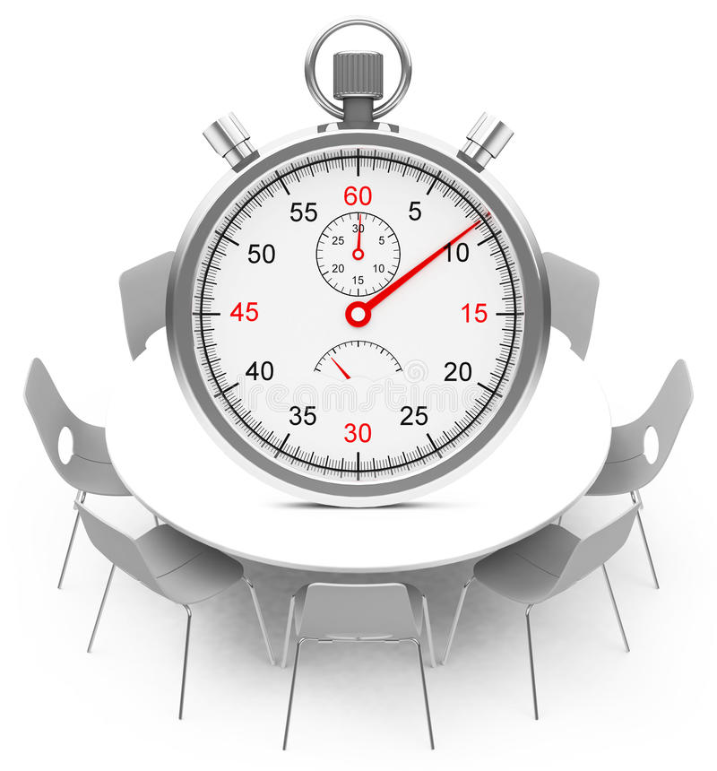 Контроль времени бесплатная иллюстрация