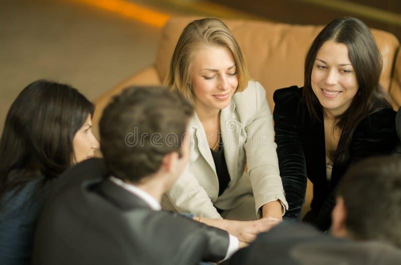 Конференция предпринимателей стоковое фото rf