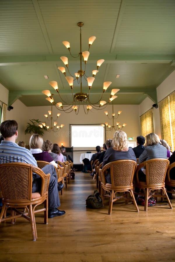 конференция стоковое изображение rf