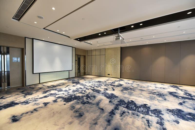 Конференц-зал гостиницы стоковое изображение rf
