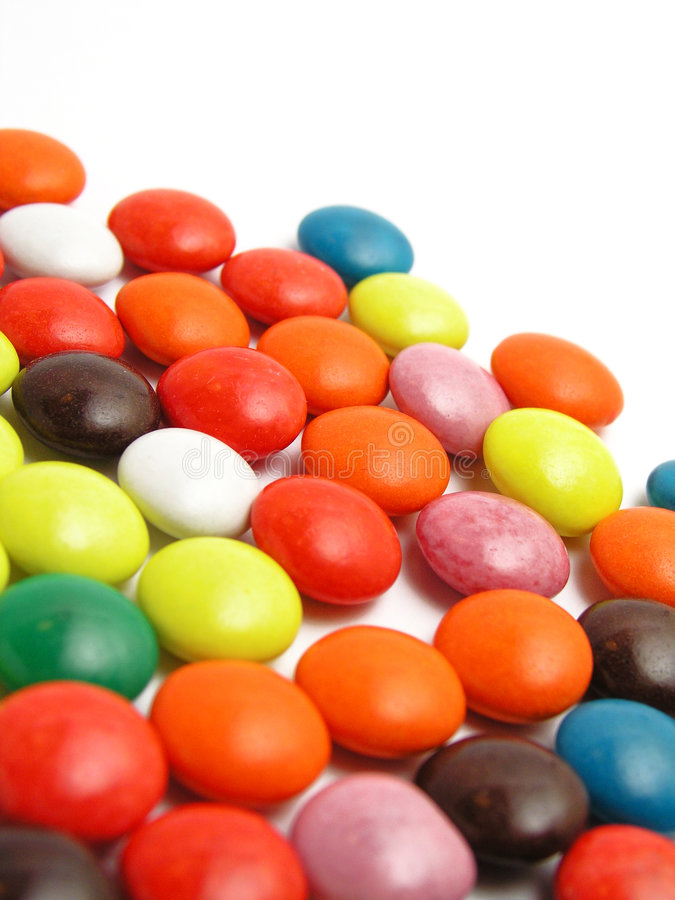 конфета цветастая стоковые изображения