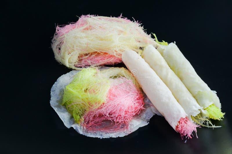 Конфета Roti SaimaiCotton стоковые фото