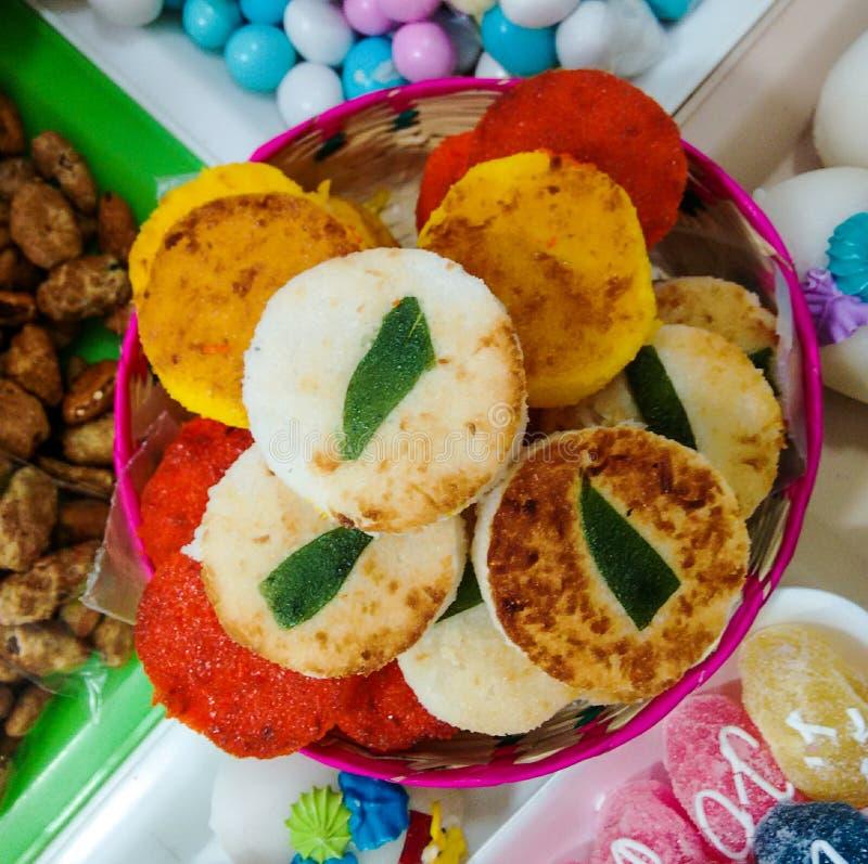конфеты мексиканские стоковые фото