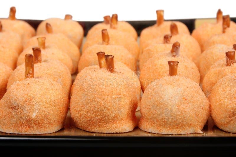 Конфеты праздника тыквы стоковые изображения rf