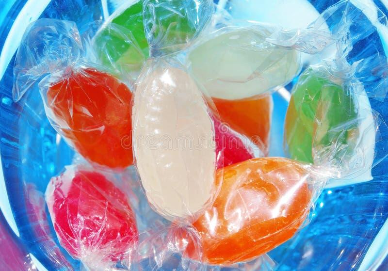 конфеты сладостные стоковая фотография