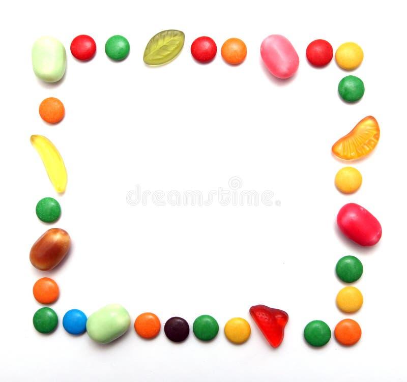 конфеты цветастые стоковое фото rf