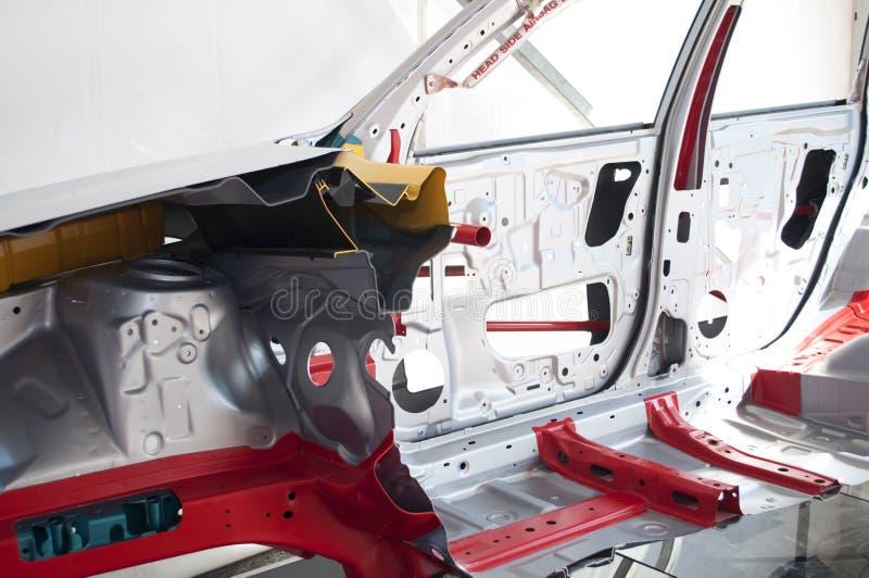 конфигурация автомобиля стоковая фотография