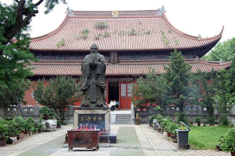 Конфуций стоковые фото