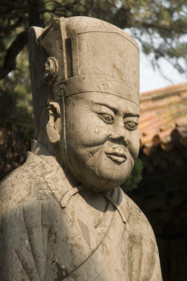 Конфуций стоковая фотография rf