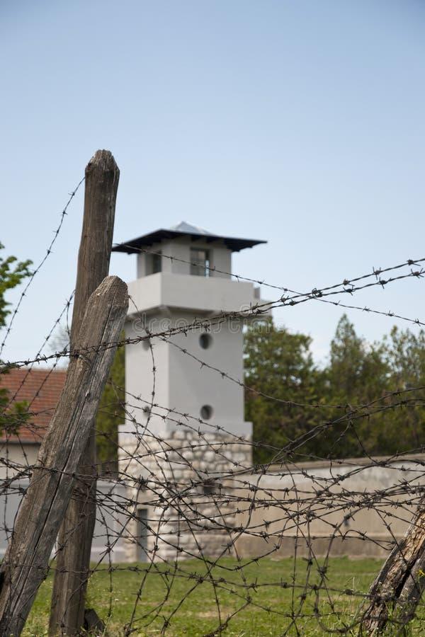Концентрационный лагерь в Nis, Сербия стоковая фотография