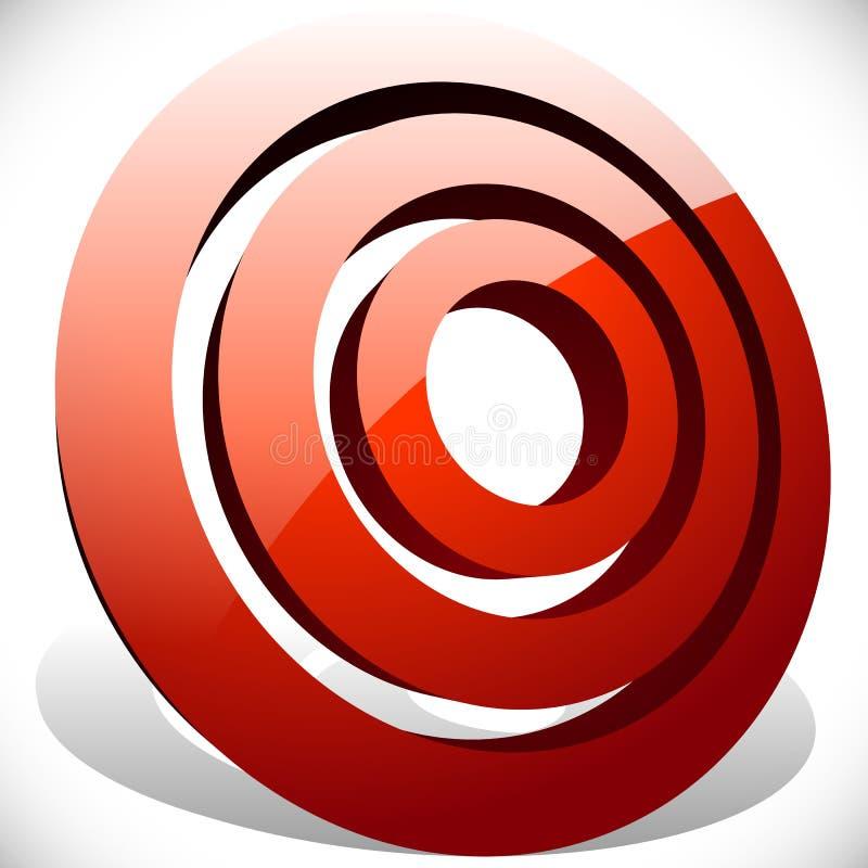 Download Концентрический, Radial объезжает родовой значок, элемент дизайна Иллюстрация вектора - иллюстрации насчитывающей отражение, икона: 81812697