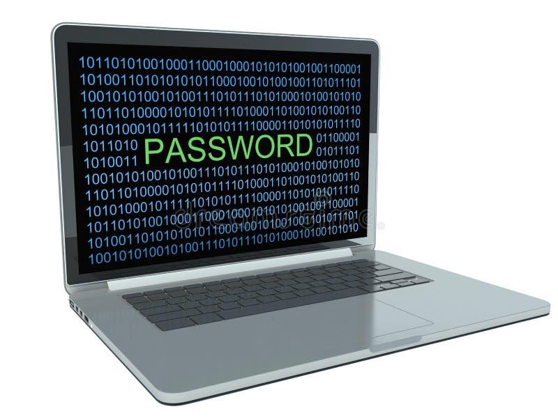 Концепция безопасностью интернета, хакер бесплатная иллюстрация