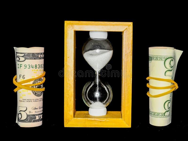 Концепция времени дела стоковое изображение rf