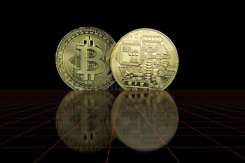 Концепция дела Cryptocurrency стоковая фотография rf