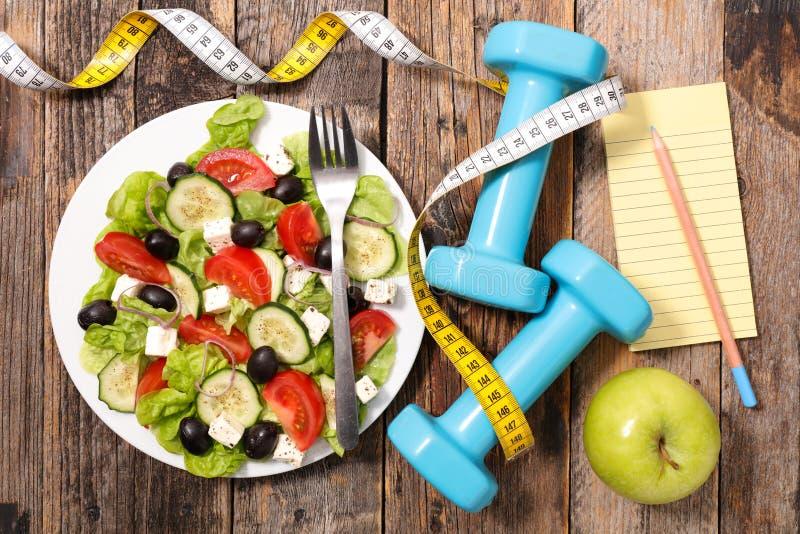 Концепция еды диеты стоковые фото