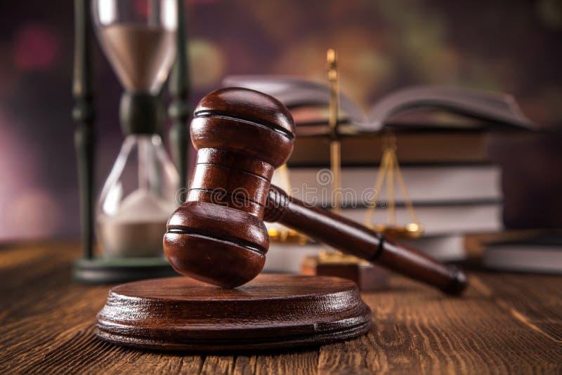 Концепция закона стоковые изображения rf