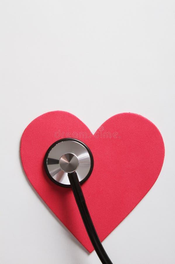 Концепция здоровья сердца стоковое фото