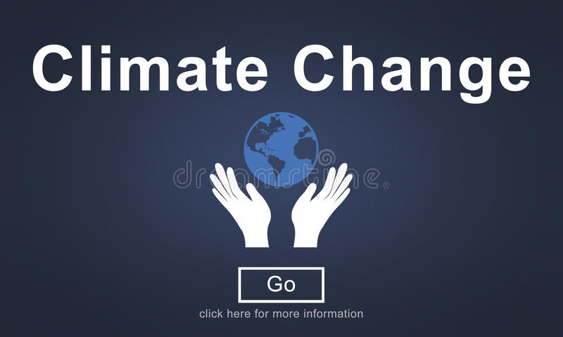 Концепция консервации глобального потепления изменения климата экологическая бесплатная иллюстрация