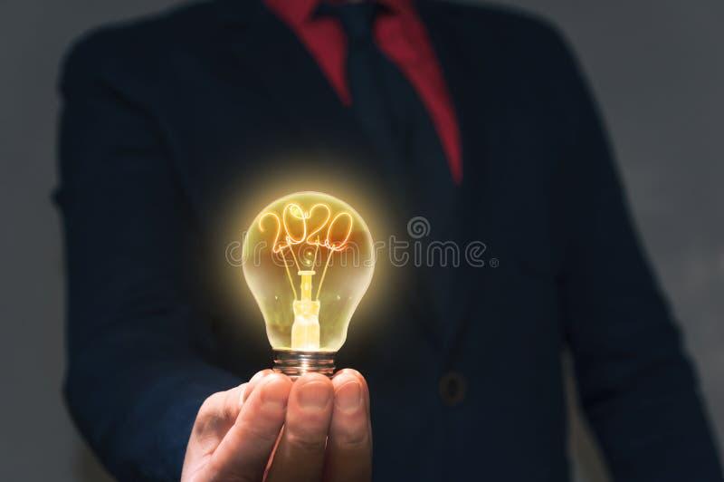 Концепция новых идей новые открытия стоковое фото