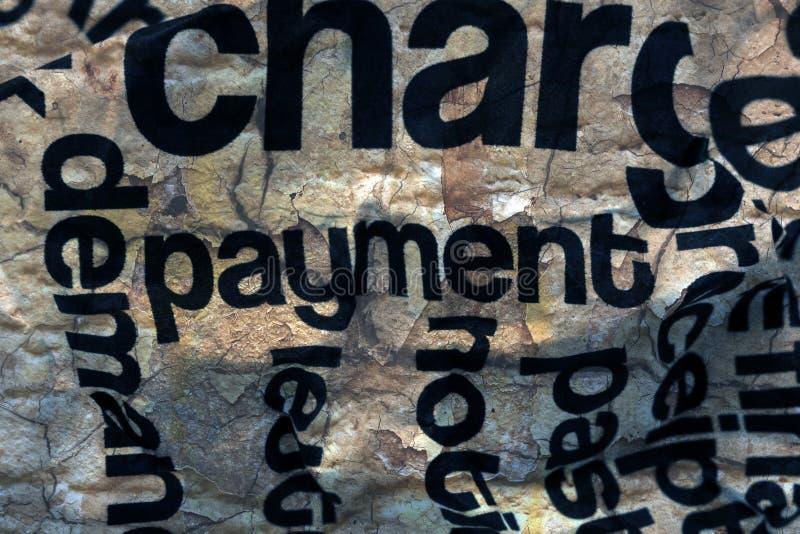 Концепция оплаты стоковые фотографии rf